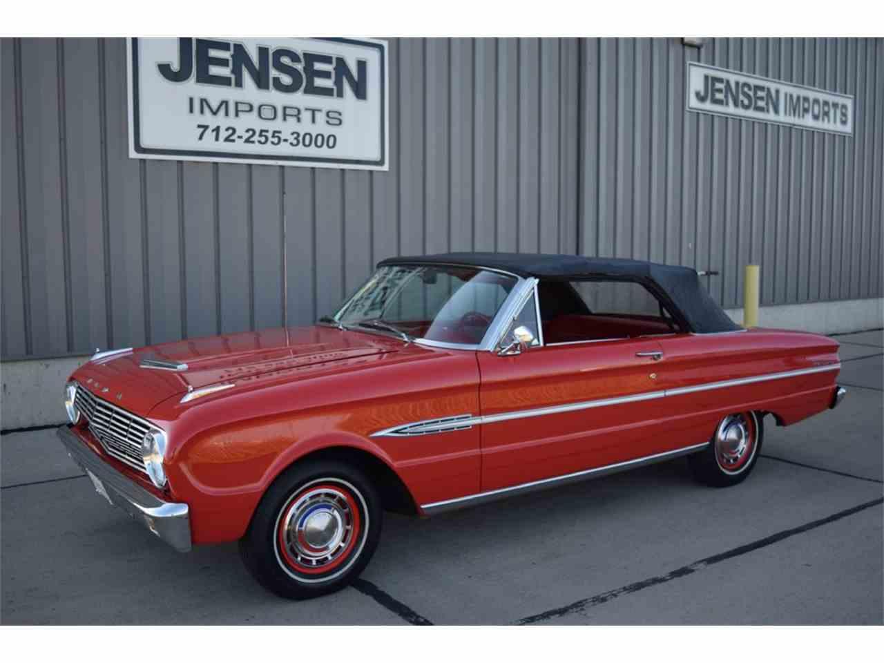 Large Picture of 1963 Falcon Futura located in Sioux City Iowa - $24,900.00 - LUN9