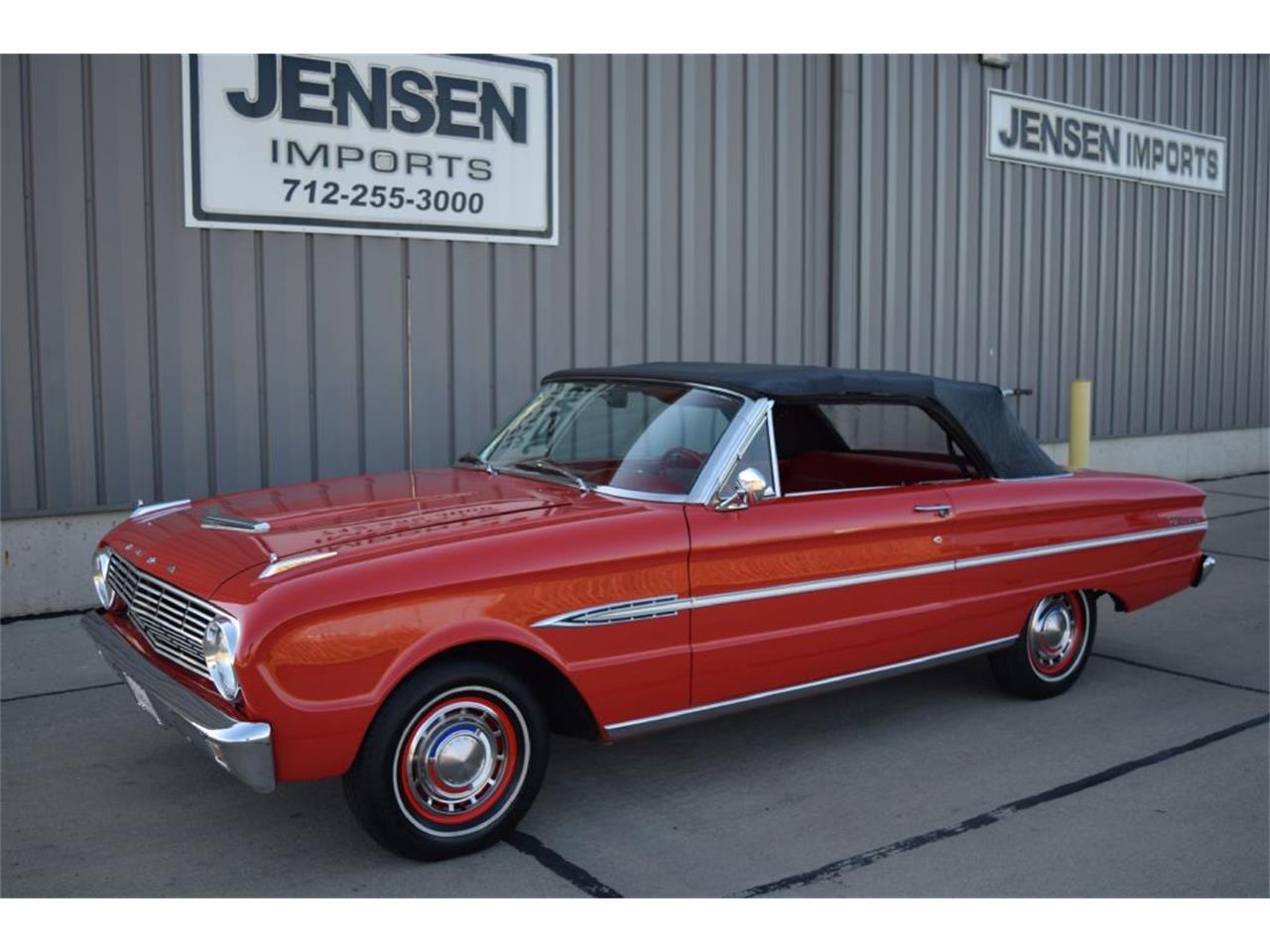 Large Picture of Classic 1963 Ford Falcon Futura - $24,900.00 - LUN9