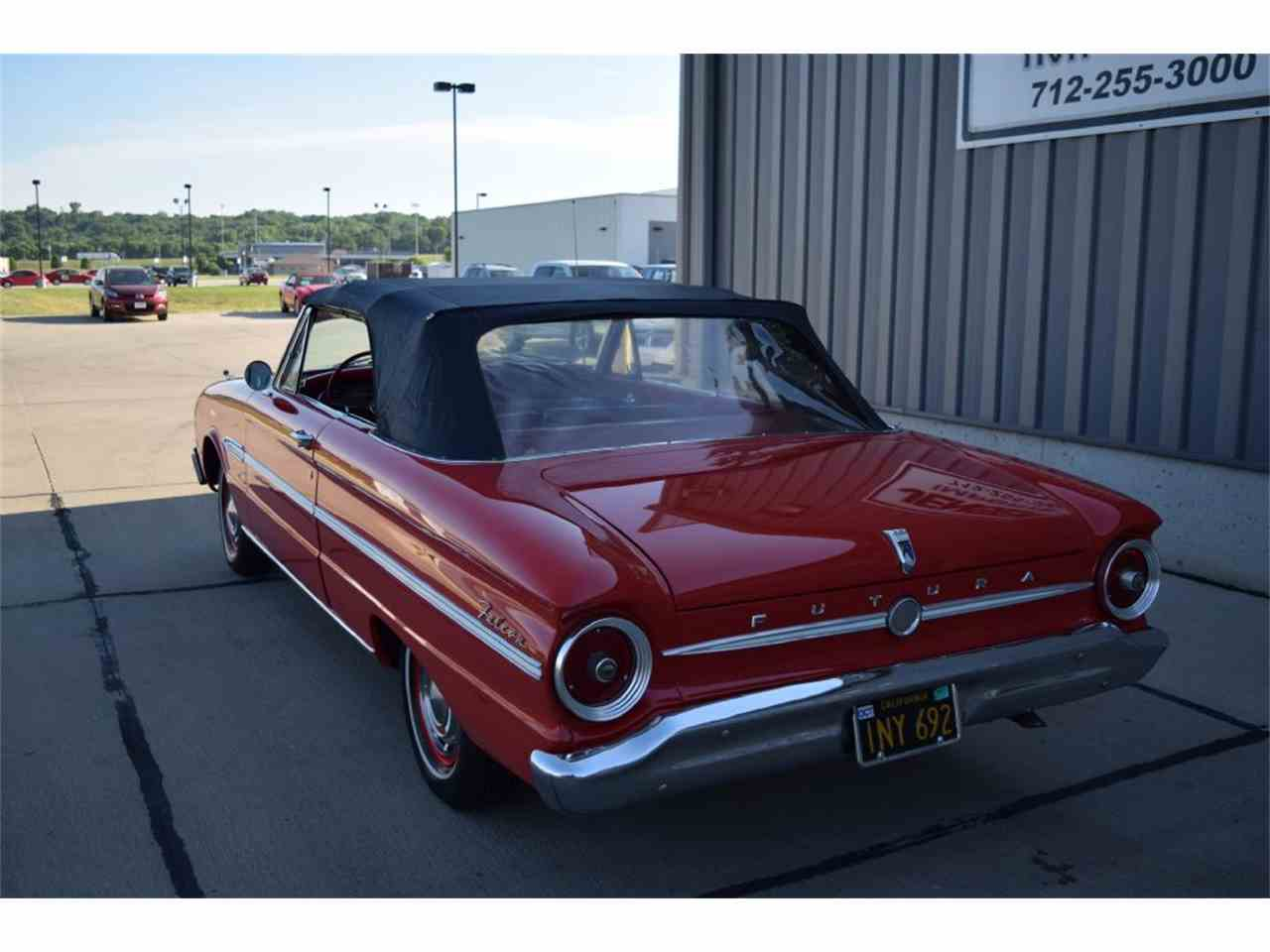 Large Picture of Classic '63 Ford Falcon Futura - $24,900.00 Offered by Jensen Dealerships - LUN9