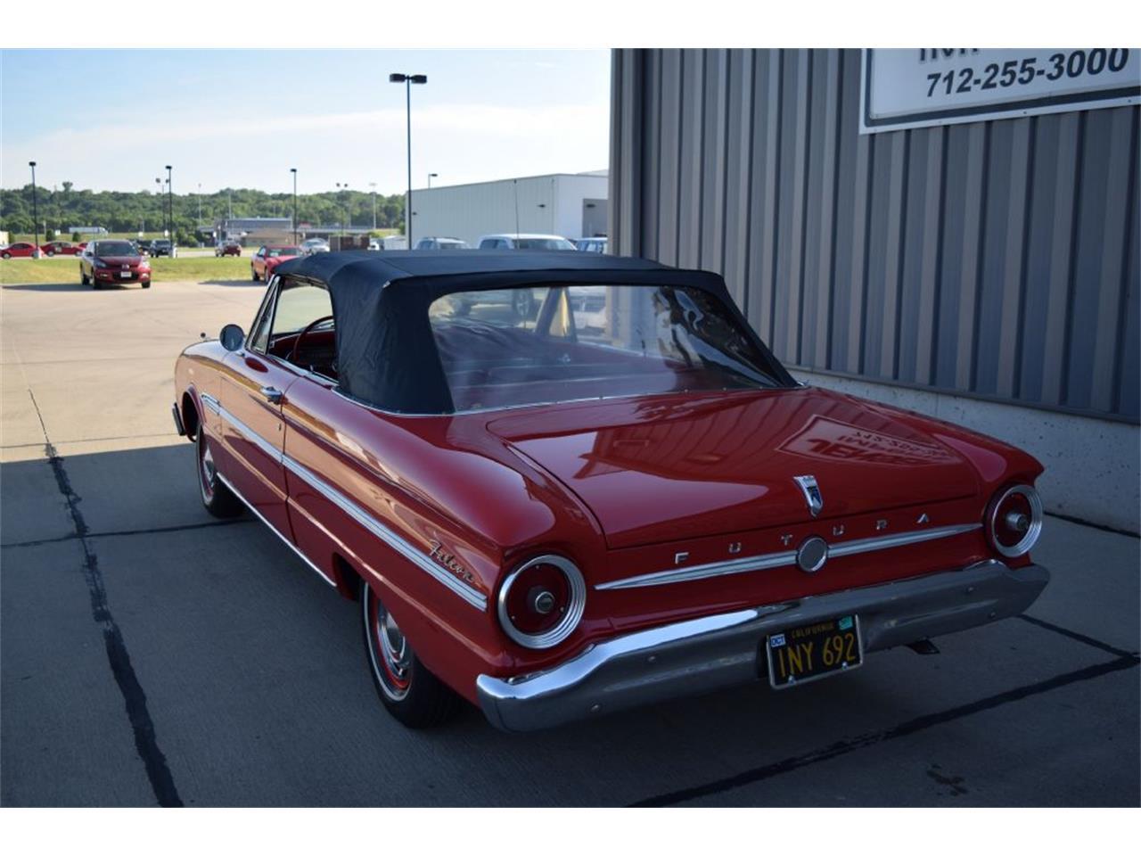 Large Picture of '63 Falcon Futura located in Iowa - $24,900.00 - LUN9