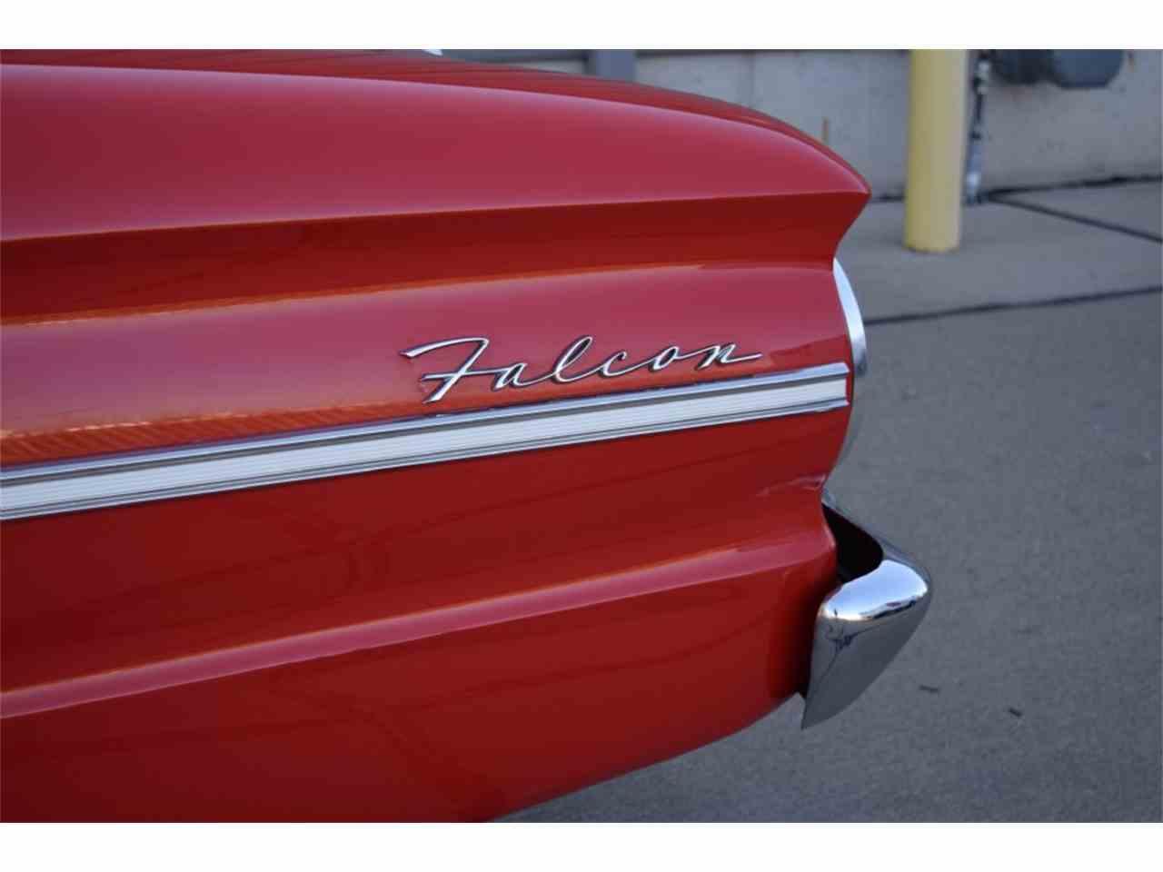 Large Picture of Classic '63 Falcon Futura located in Sioux City Iowa - $24,900.00 - LUN9