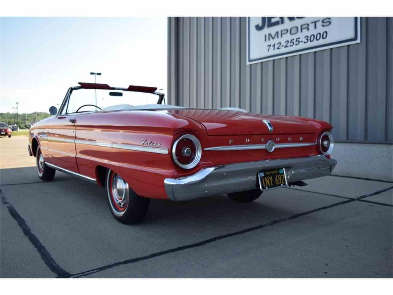 Large Picture of Classic 1963 Falcon Futura - LUN9