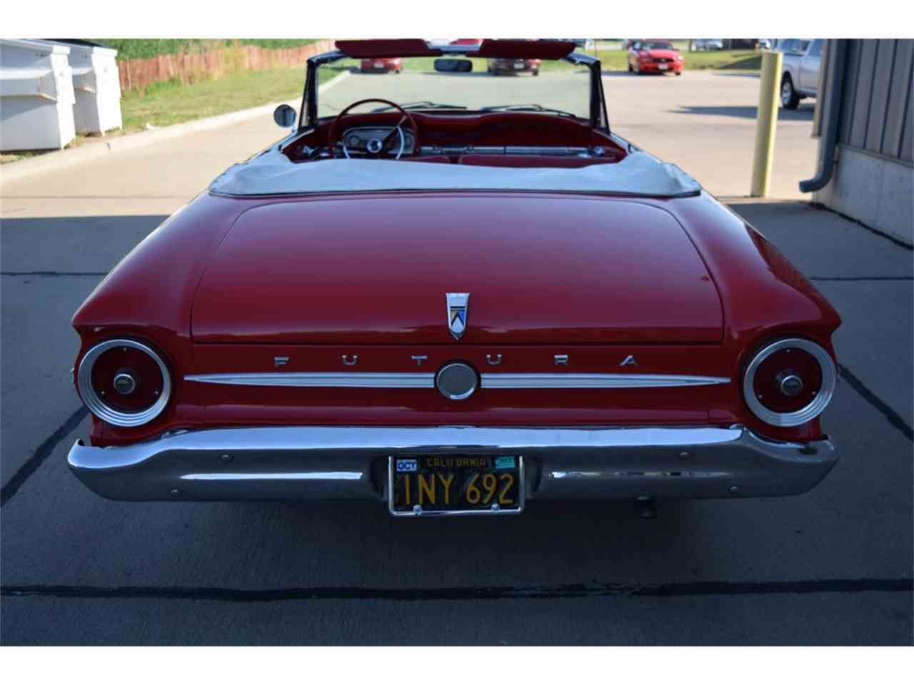 Large Picture of '63 Ford Falcon Futura Offered by Jensen Dealerships - LUN9