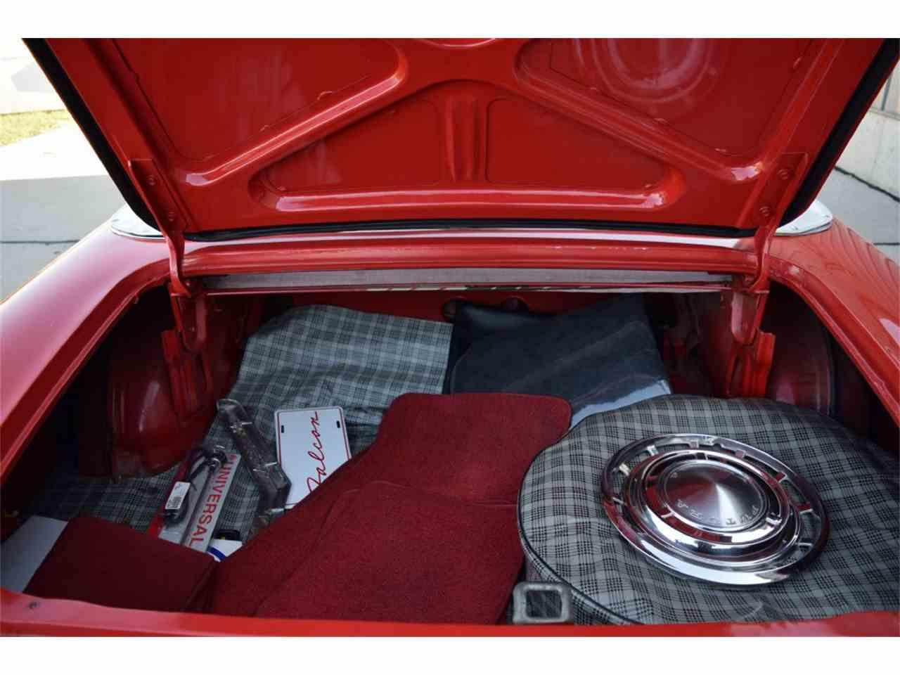 Large Picture of '63 Ford Falcon Futura located in Iowa - LUN9
