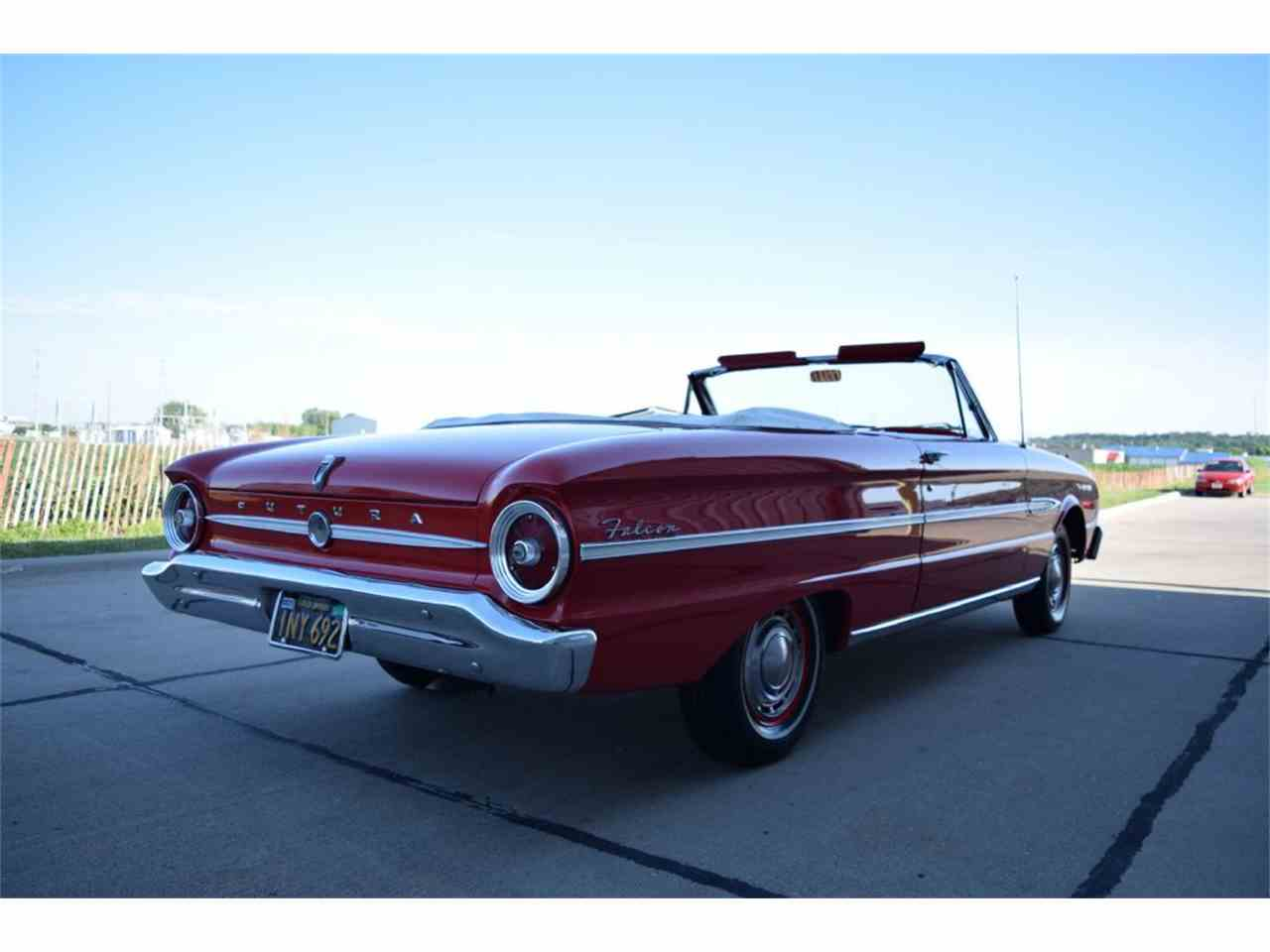 Large Picture of Classic 1963 Falcon Futura - $24,900.00 Offered by Jensen Dealerships - LUN9