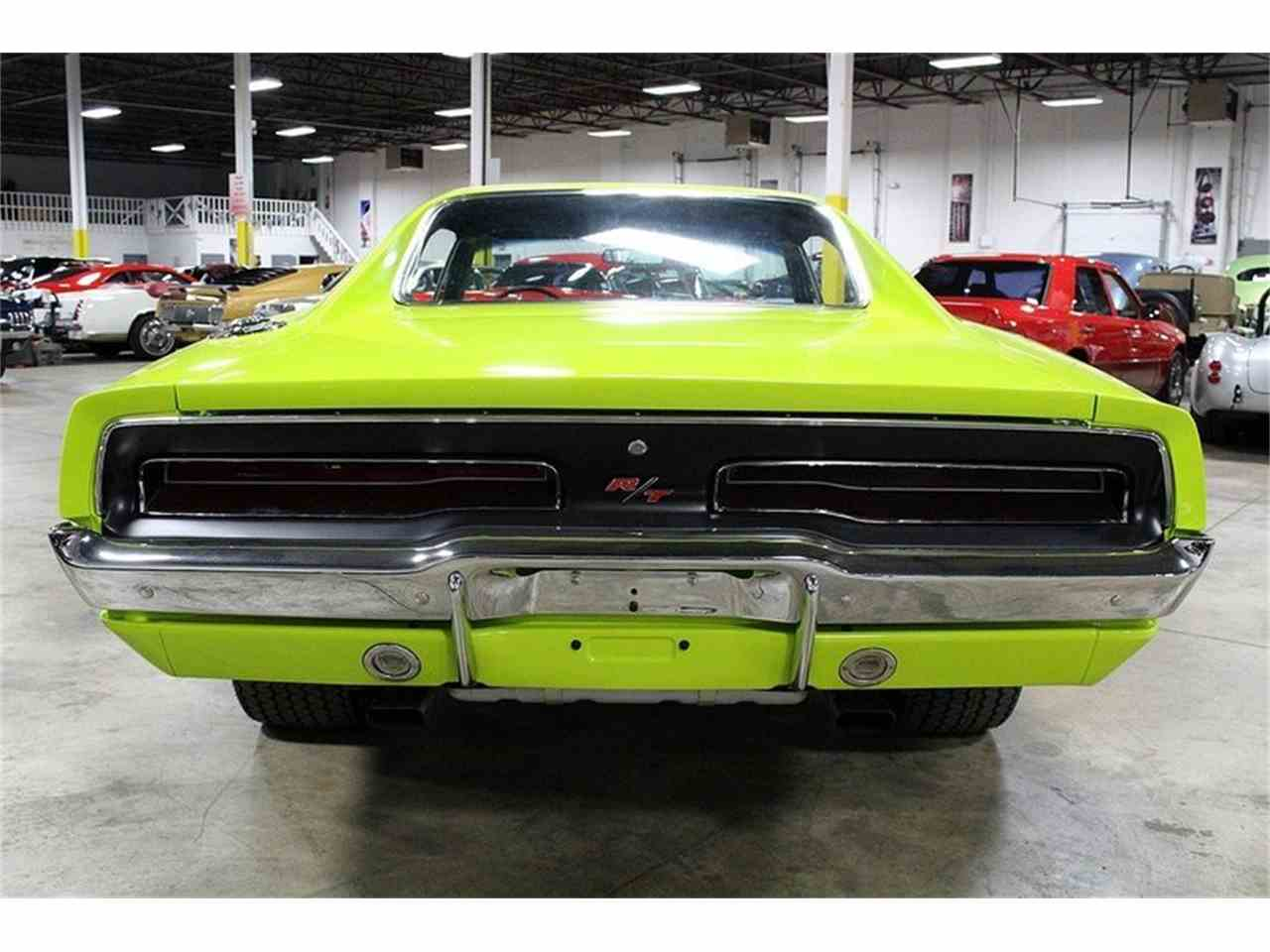 Large Picture of '69 Charger - LUNP
