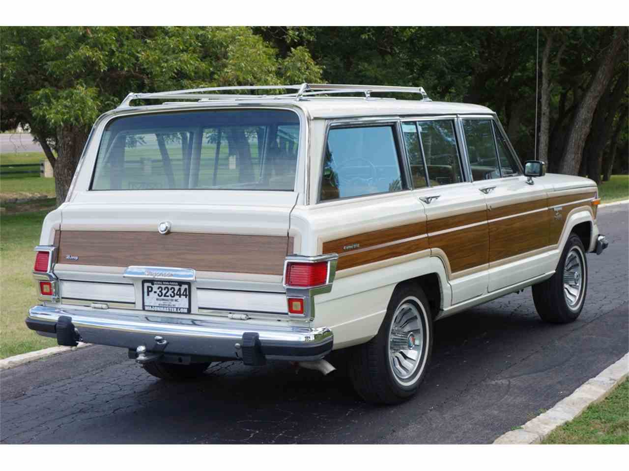 Large Picture of '80 Wagoneer - LUNS
