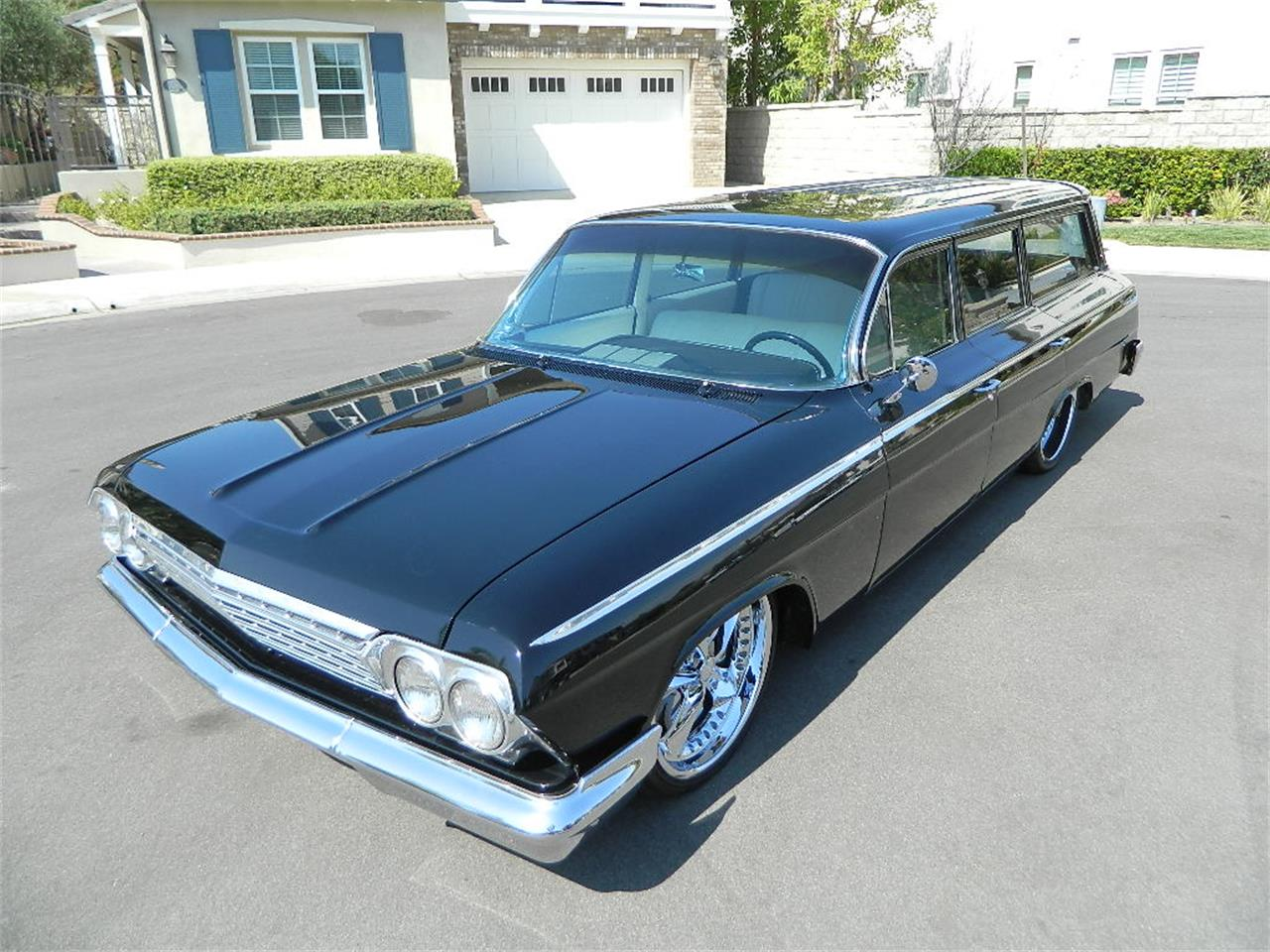 Large Picture of '62 Bel Air Wagon - LUNY