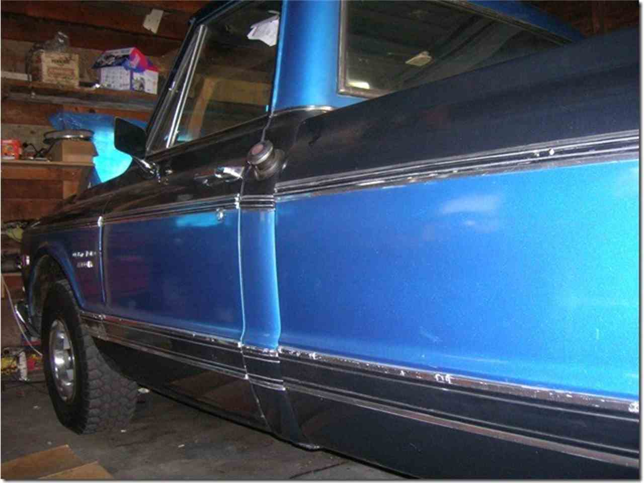 Large Picture of '70 C/K 10 - LO20