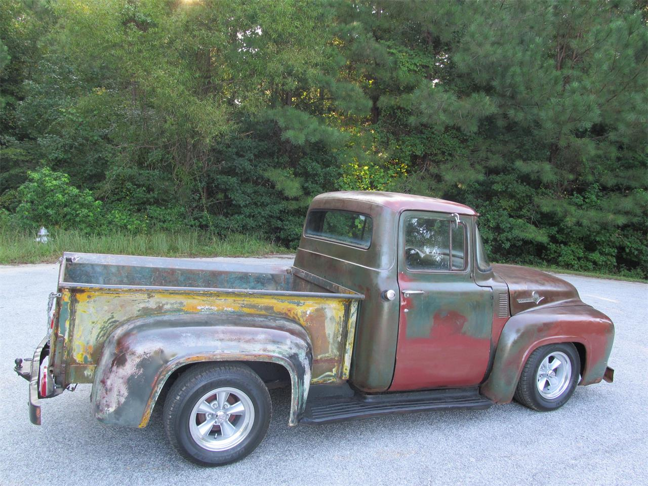 Large Picture of '56 F100 - LUO1