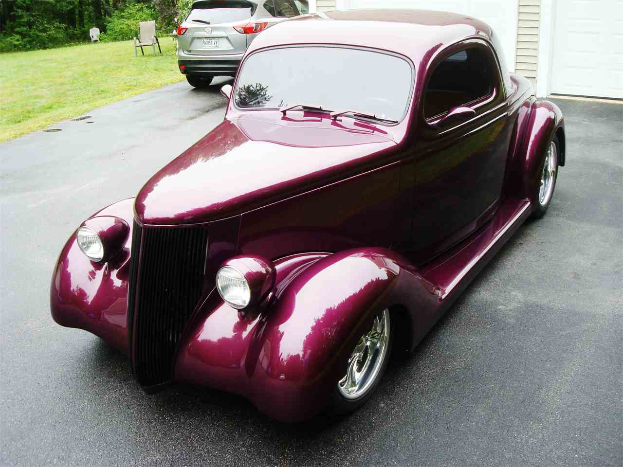 Large Picture of '36 Street Rod - LUO5