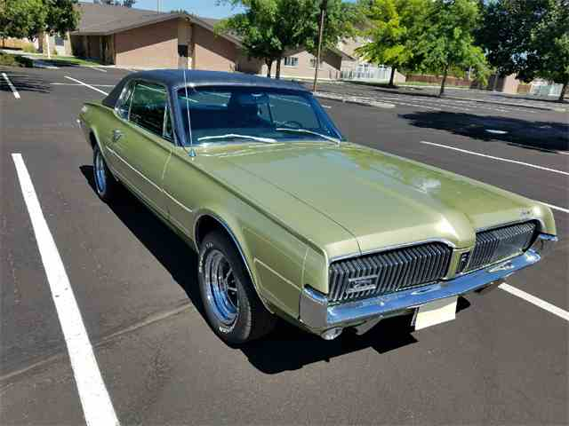 Picture of '67 Cougar located in Minden Nevada Offered by a Private Seller - LUO6