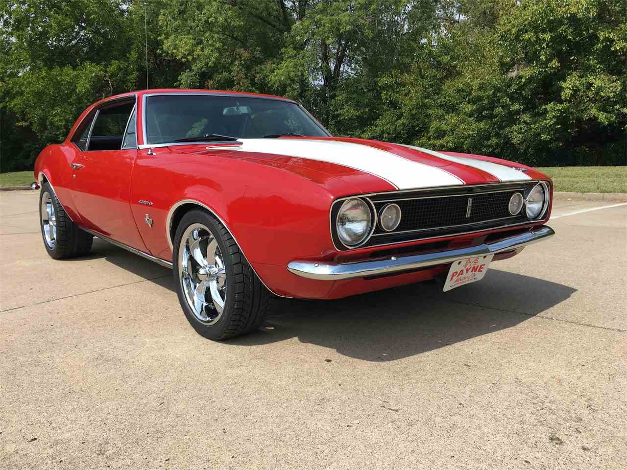 Large Picture of '67 Camaro - $36,000.00 Offered by Payne Motor Co. - LUOH