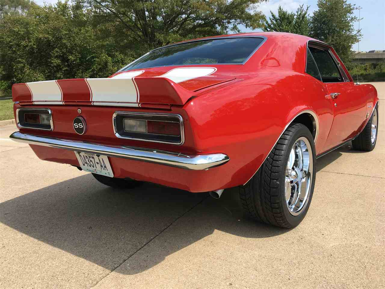 Large Picture of 1967 Chevrolet Camaro Offered by Payne Motor Co. - LUOH