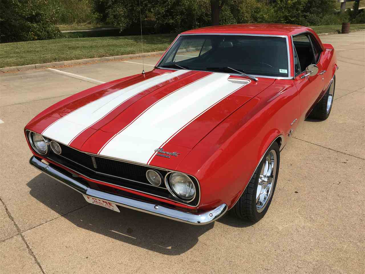 Large Picture of Classic 1967 Camaro - $36,000.00 Offered by Payne Motor Co. - LUOH