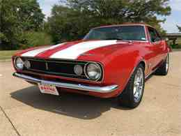 Picture of 1967 Chevrolet Camaro Offered by Payne Motor Co. - LUOH