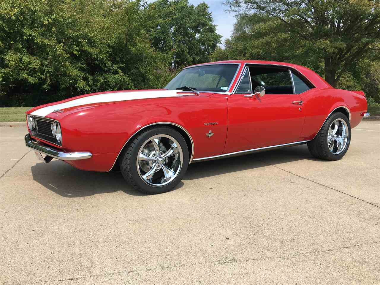Large Picture of Classic 1967 Chevrolet Camaro located in Jefferson City  Missouri - LUOH
