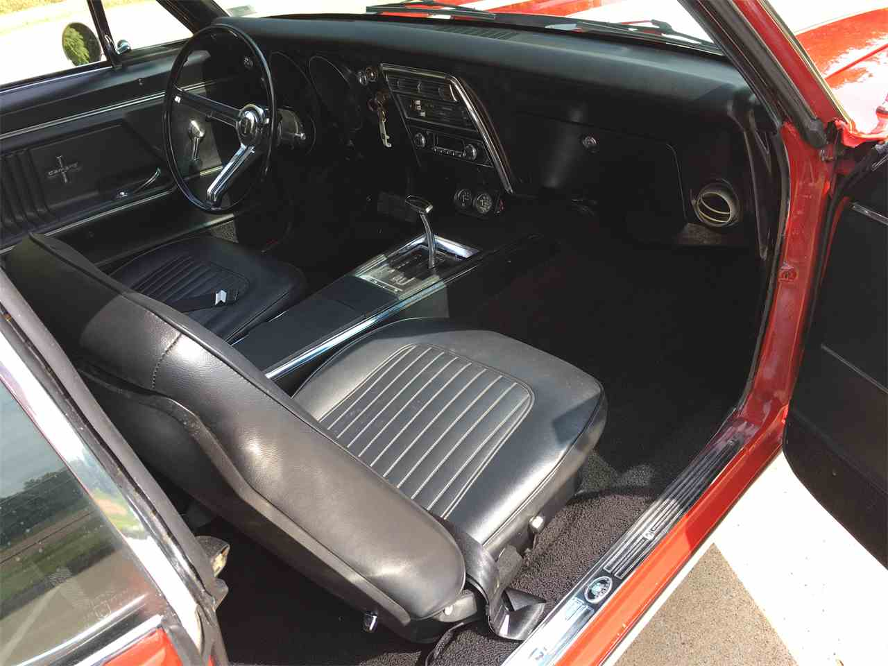 Large Picture of 1967 Camaro located in Jefferson City  Missouri Offered by Payne Motor Co. - LUOH