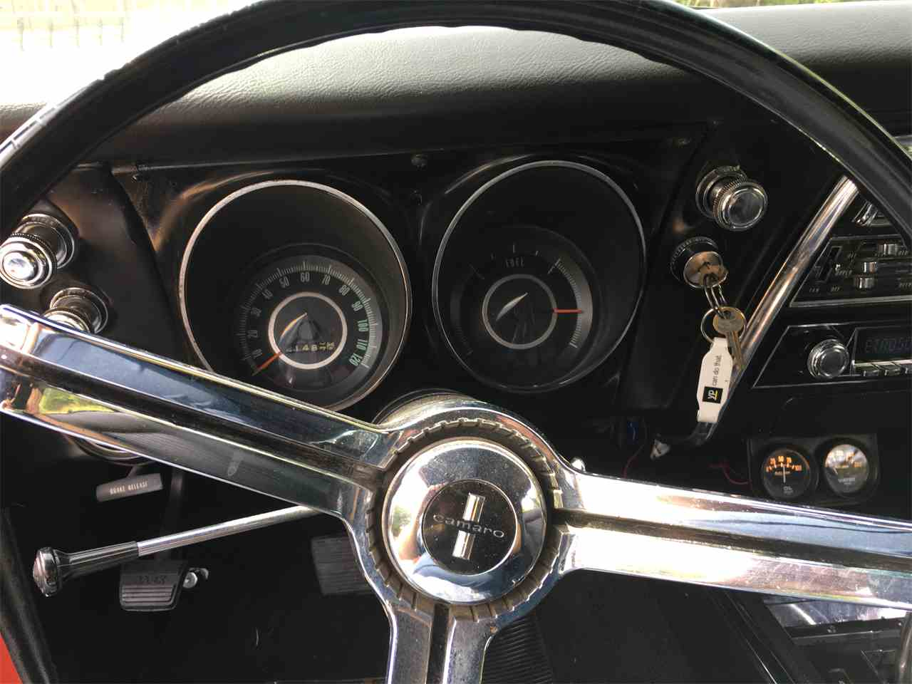 Large Picture of Classic 1967 Chevrolet Camaro located in Missouri - $36,000.00 Offered by Payne Motor Co. - LUOH