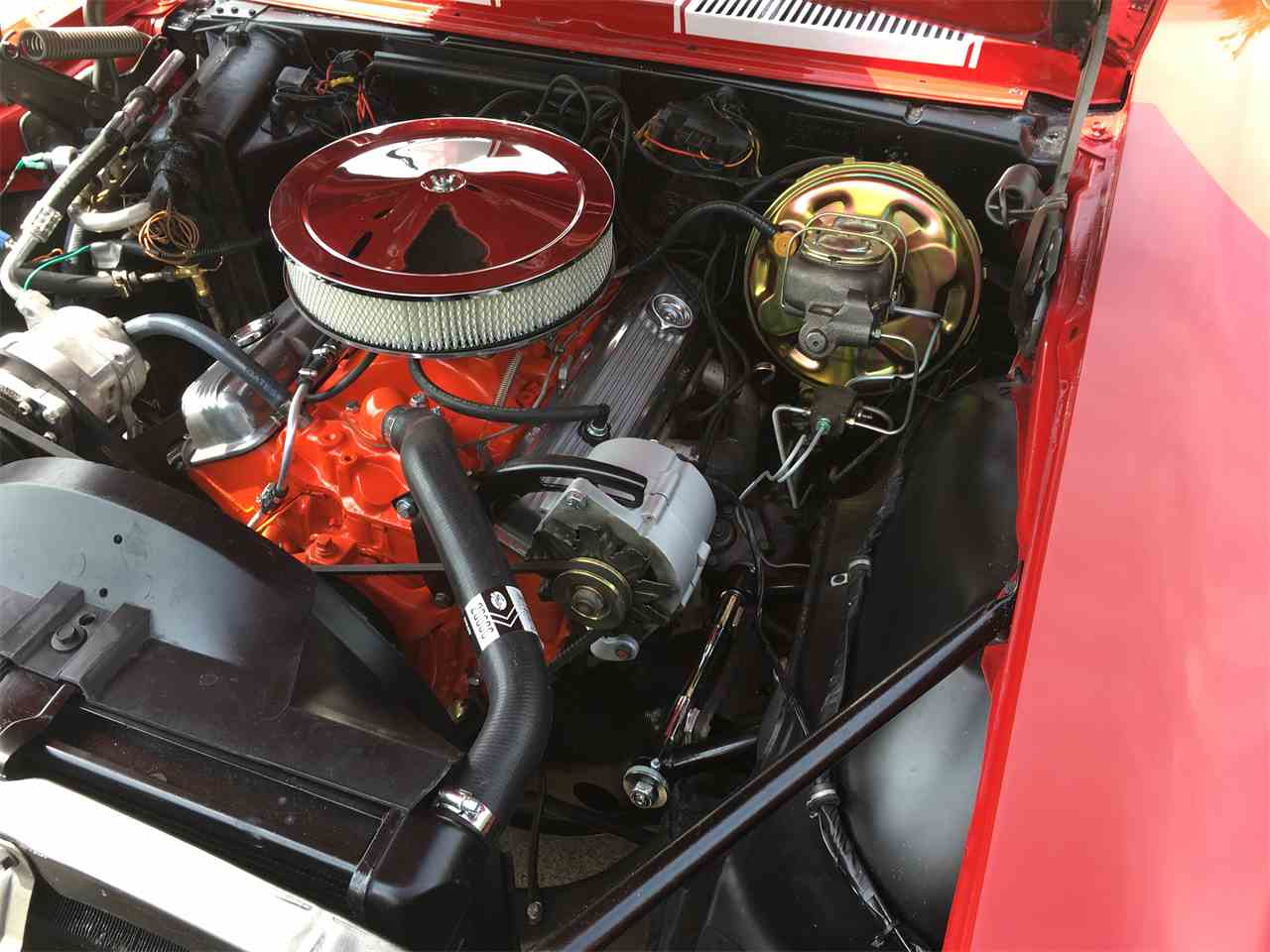 Large Picture of Classic 1967 Chevrolet Camaro - $36,000.00 Offered by Payne Motor Co. - LUOH
