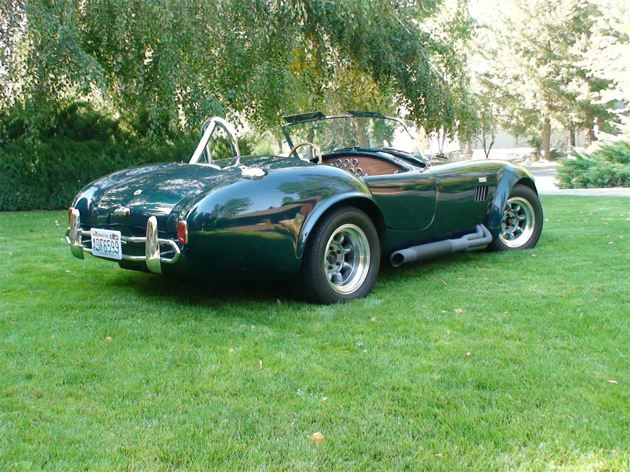 Large Picture of '66 Cobra Replica - LUOI