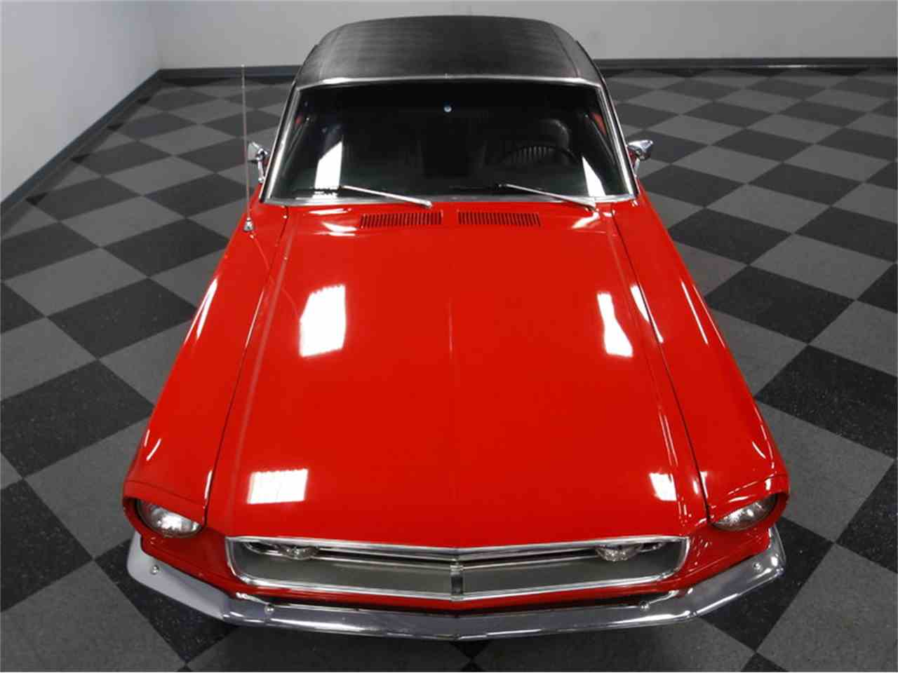 Large Picture of '68 Mustang - LUOP