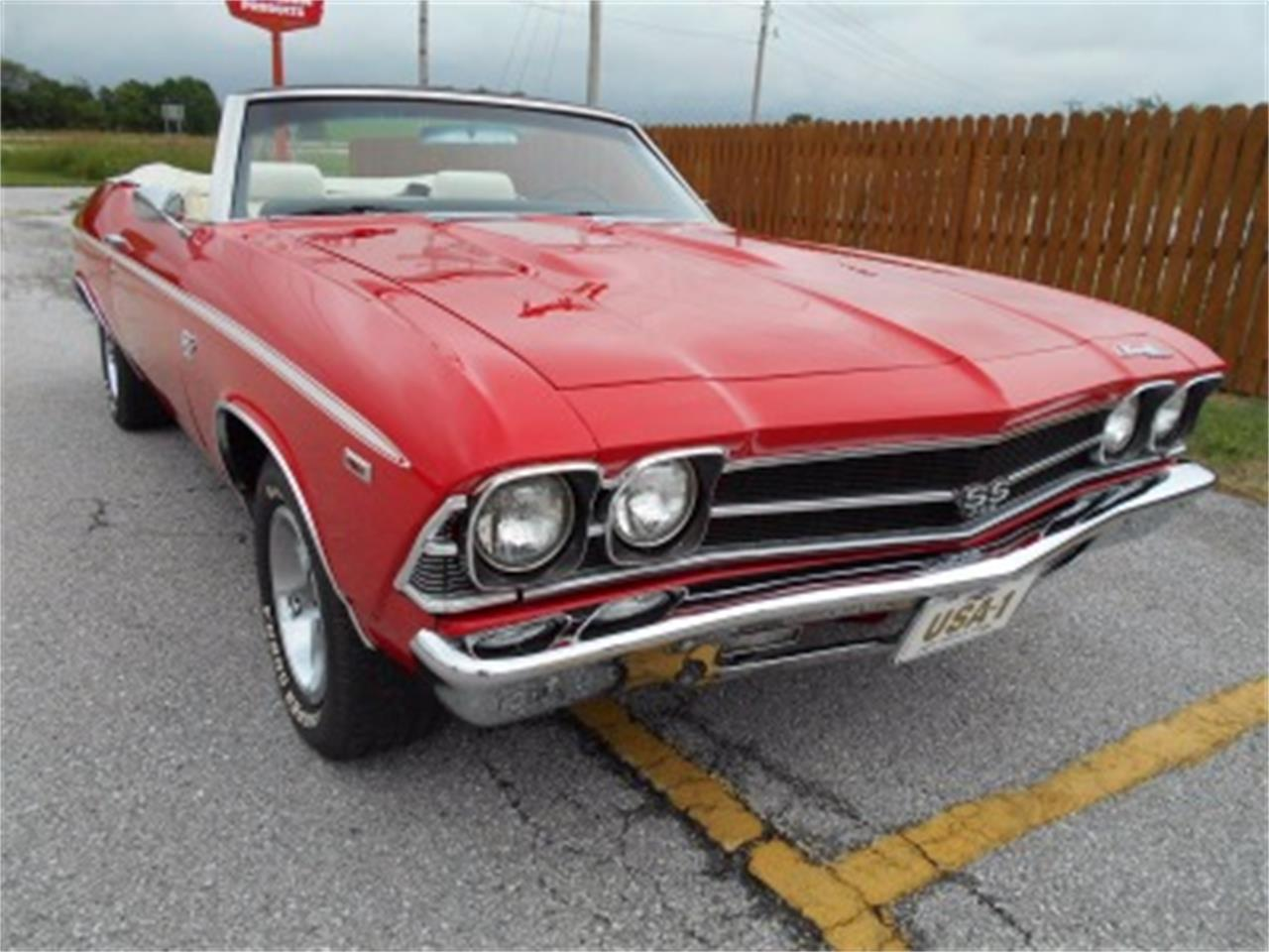 Large Picture of '69 Chevelle - LUP1