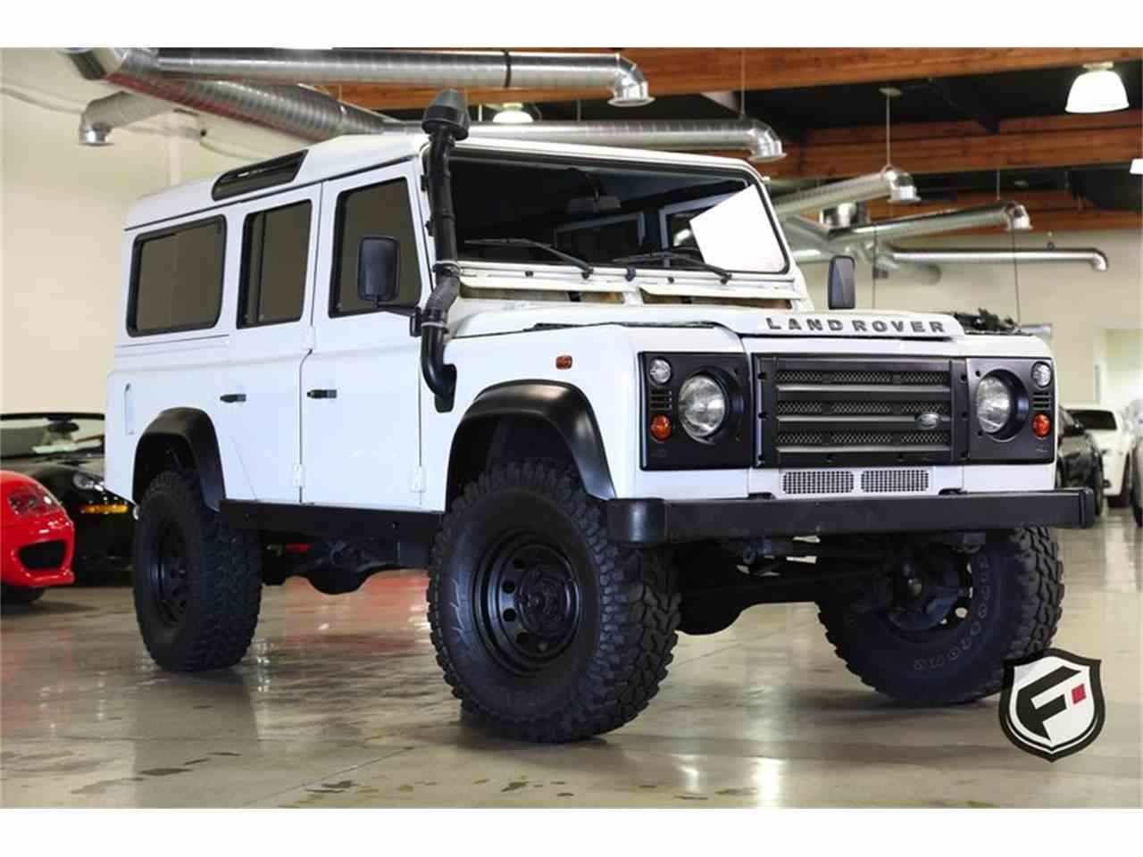 Large Picture of '80 Defender - $77,900.00 Offered by Fusion Luxury Motors - LUP2