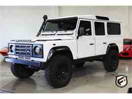 Picture of 1980 Land Rover Defender located in Chatsworth California - $77,900.00 Offered by Fusion Luxury Motors - LUP2