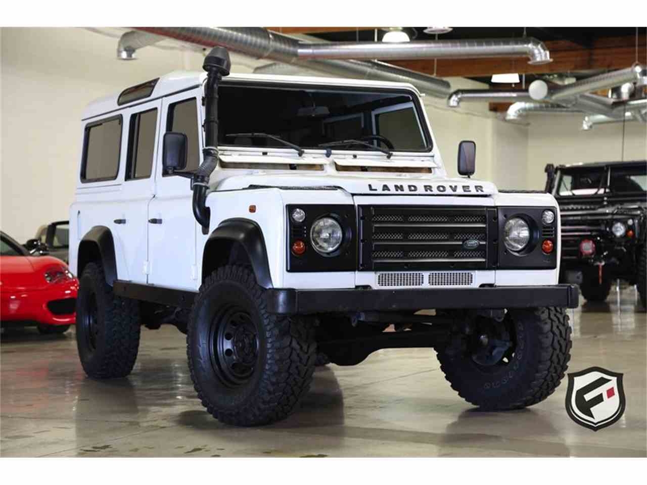 Large Picture of 1980 Land Rover Defender - LUP2