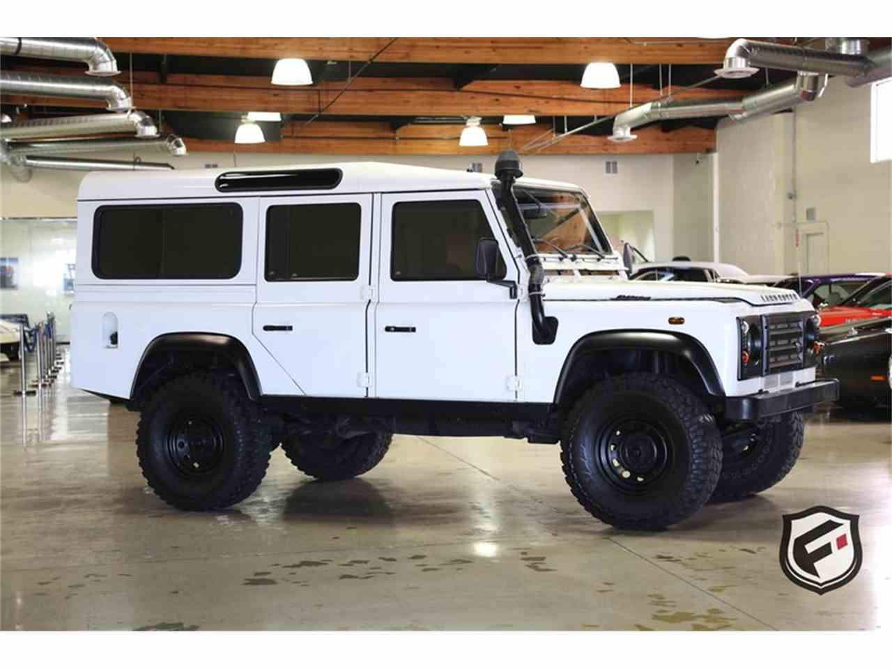Large Picture of '80 Land Rover Defender Offered by Fusion Luxury Motors - LUP2