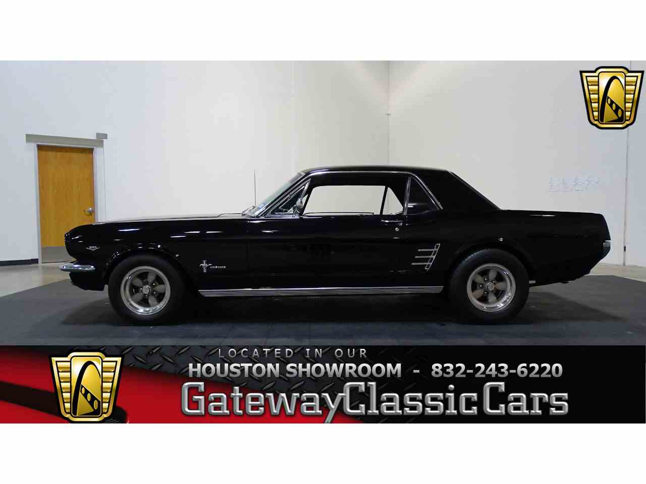 Large Picture of '66 Mustang - LUP3