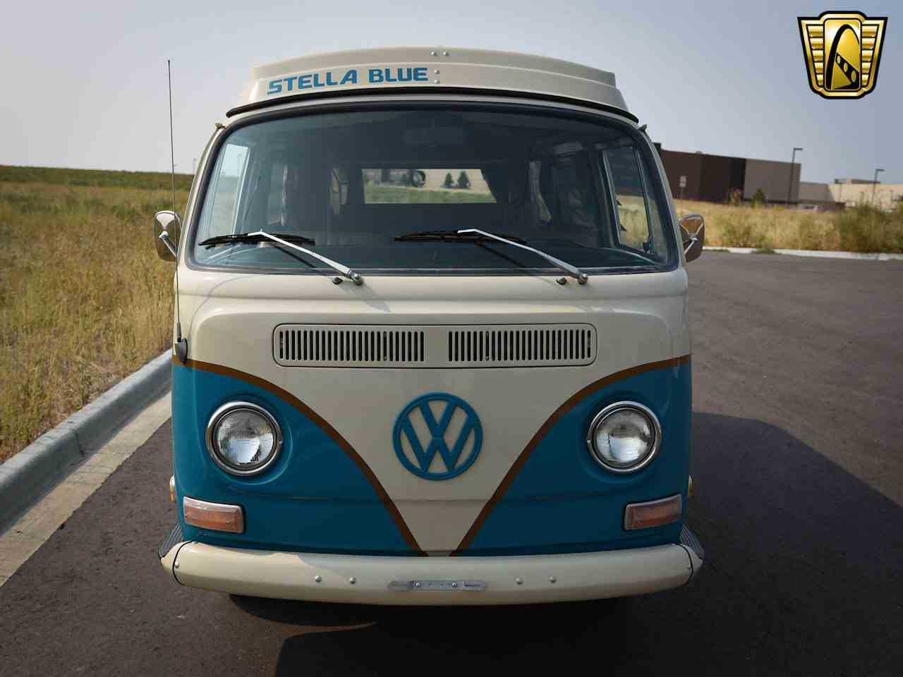 Large Picture of '70 Westfalia Camper - LUP4