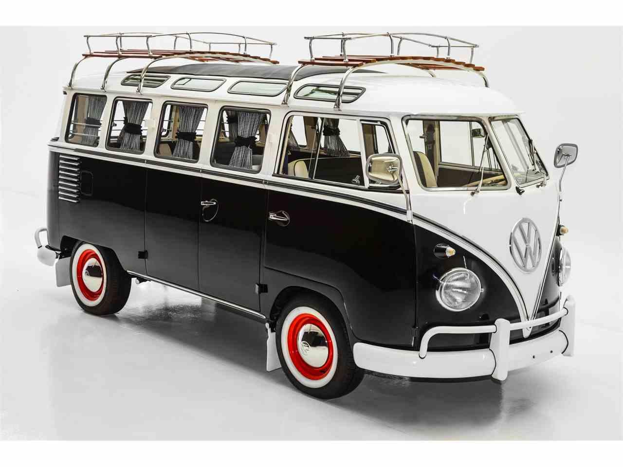 1959 volkswagen bus for sale cc 1019565. Black Bedroom Furniture Sets. Home Design Ideas