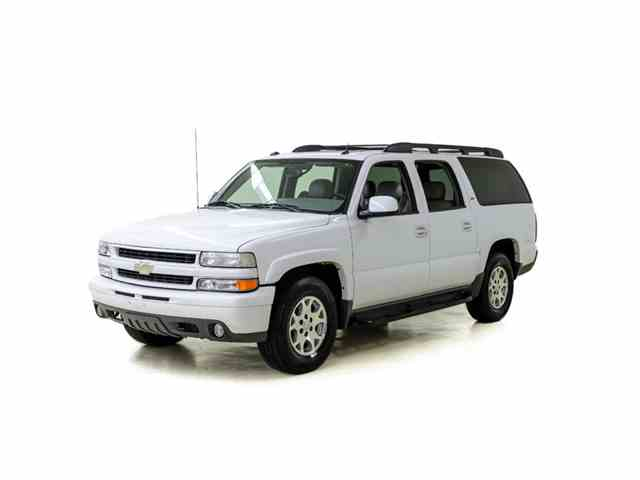 Picture of '05 Suburban - LUPE