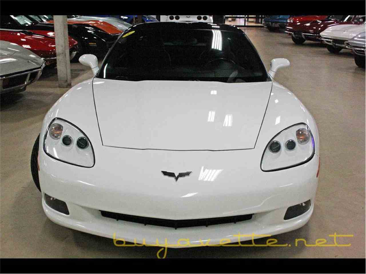 Large Picture of '09 Corvette - LUPJ