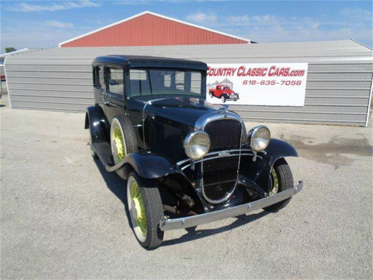 Large Picture of 1931 Oldsmobile 4-Dr Sedan - $16,850.00 Offered by Country Classic Cars - LUPK