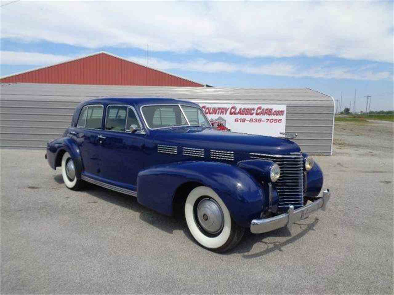 Large Picture of '38 Series 60 - LUPL