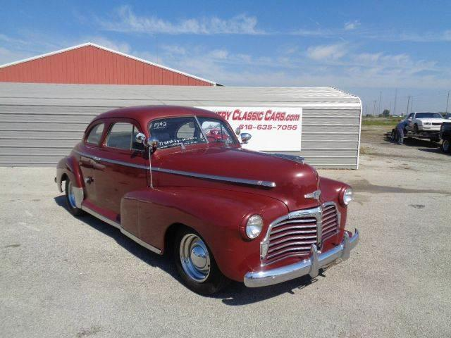 Picture of Classic 1942 Business Coupe Offered by  - LUPN