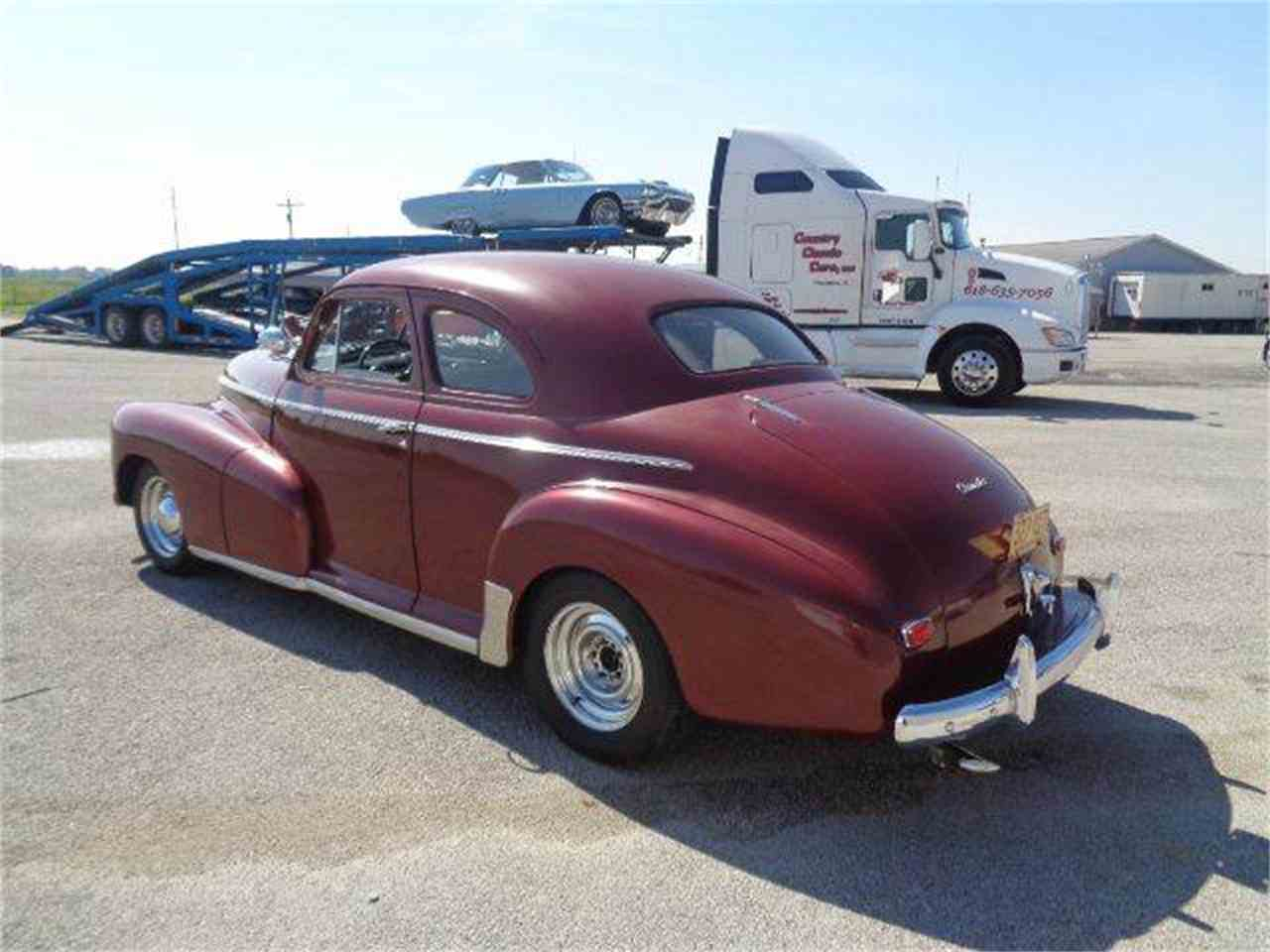 Large Picture of '42 Business Coupe - LUPN