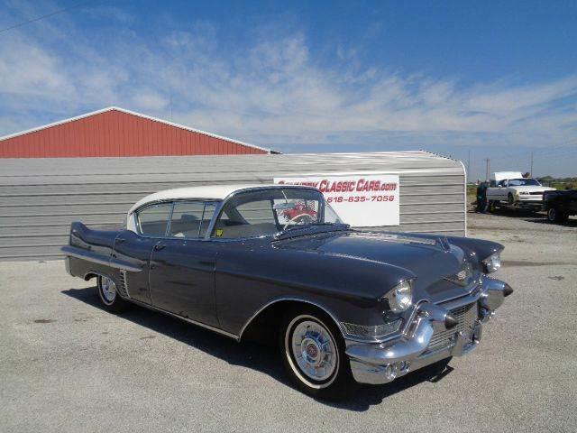 1957 Cadillac Series 62 For Sale On Classiccars Com