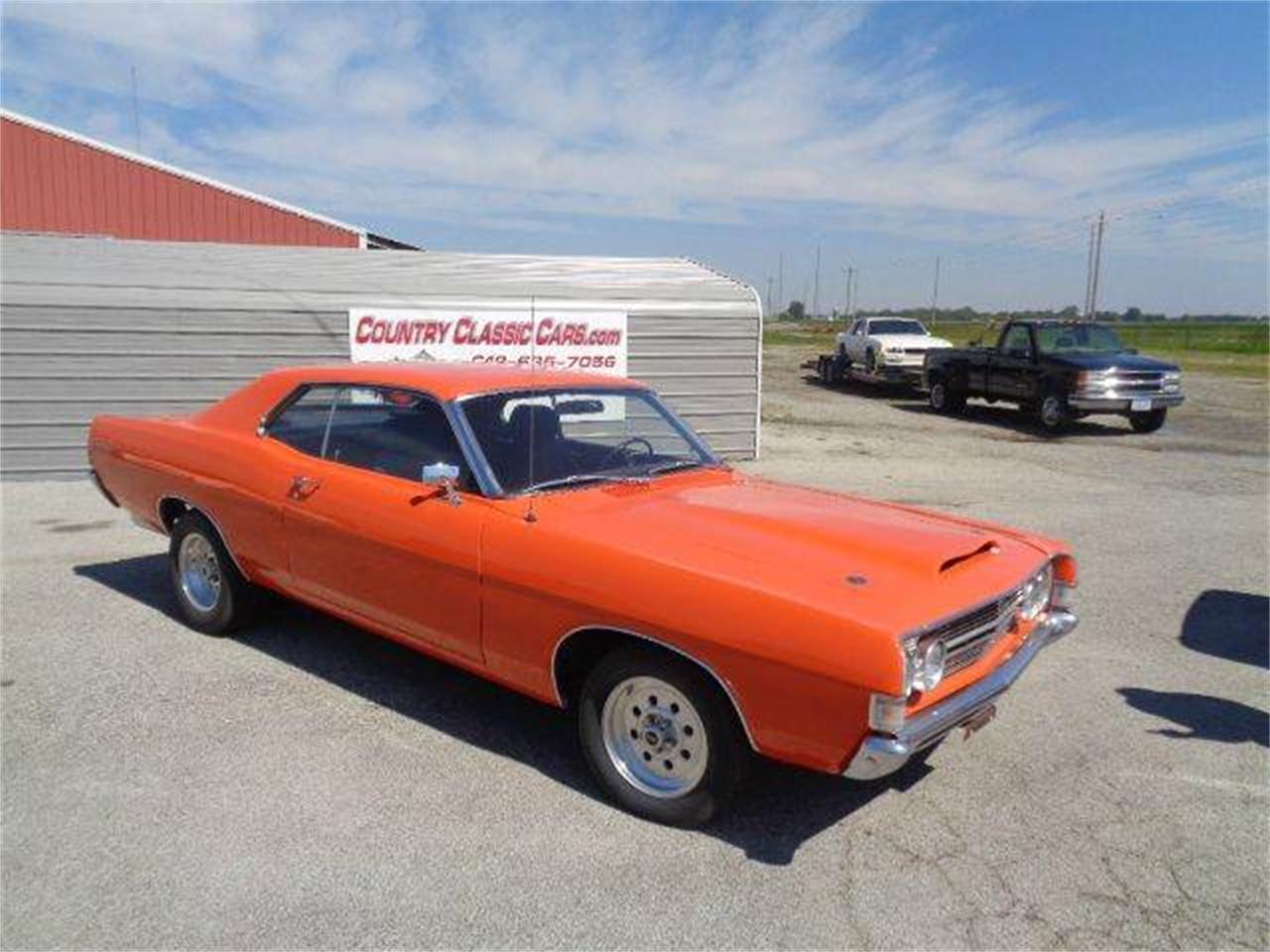 Large Picture of 1968 Fairlane located in Staunton Illinois - $15,950.00 - LUPX