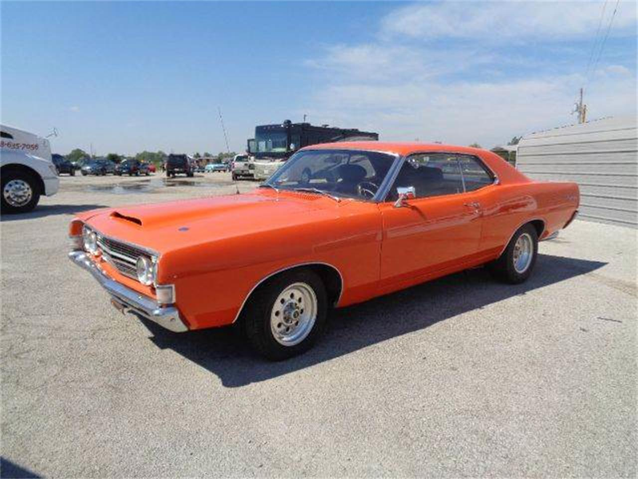 Large Picture of '68 Fairlane Offered by Country Classic Cars - LUPX