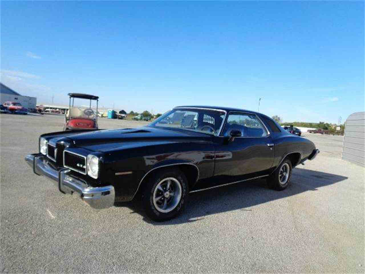 Large Picture of '73 GTO - LUQ0