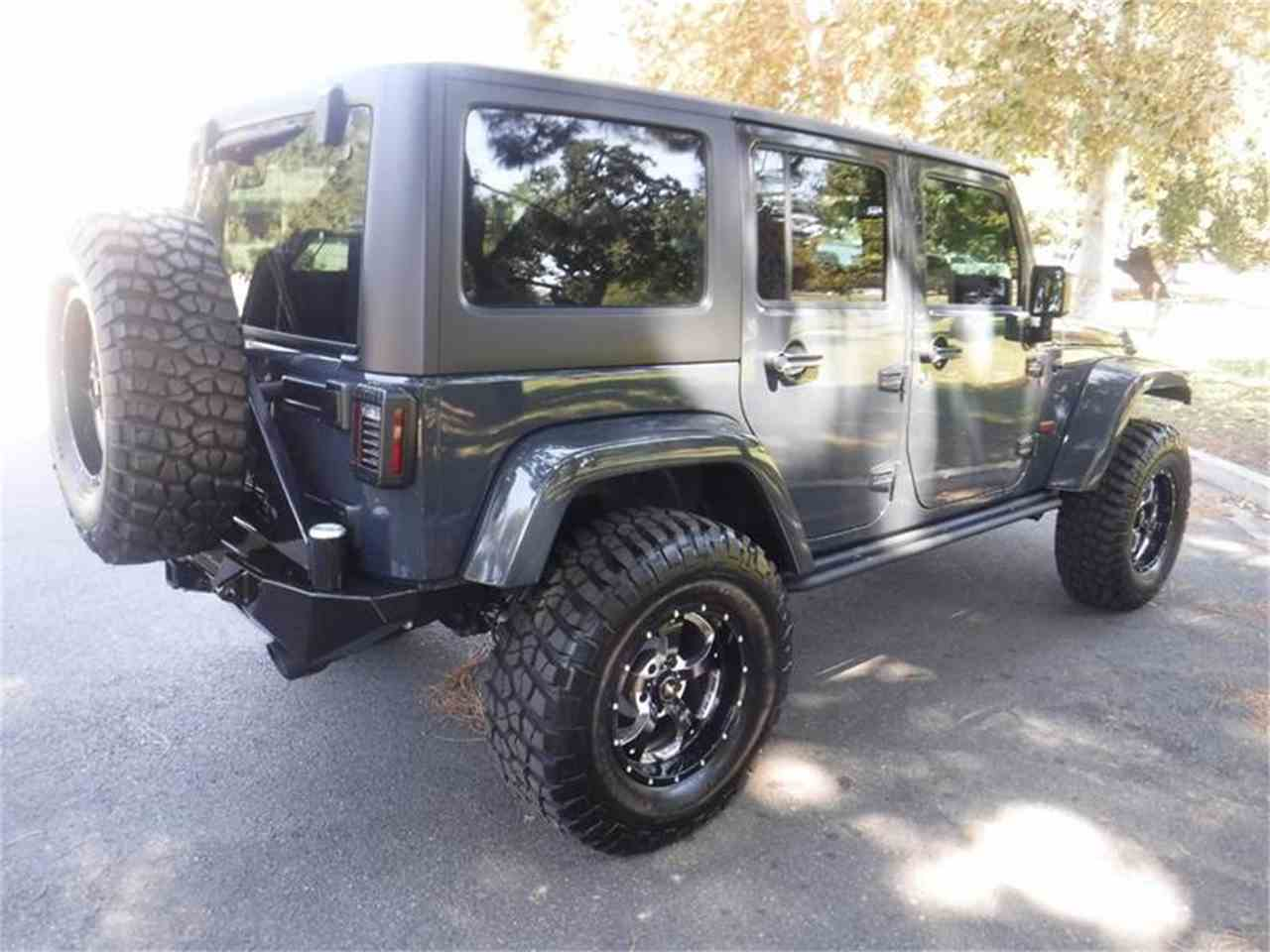 Large Picture of 2017 Wrangler Offered by Allen Motors, Inc. - LUQ3