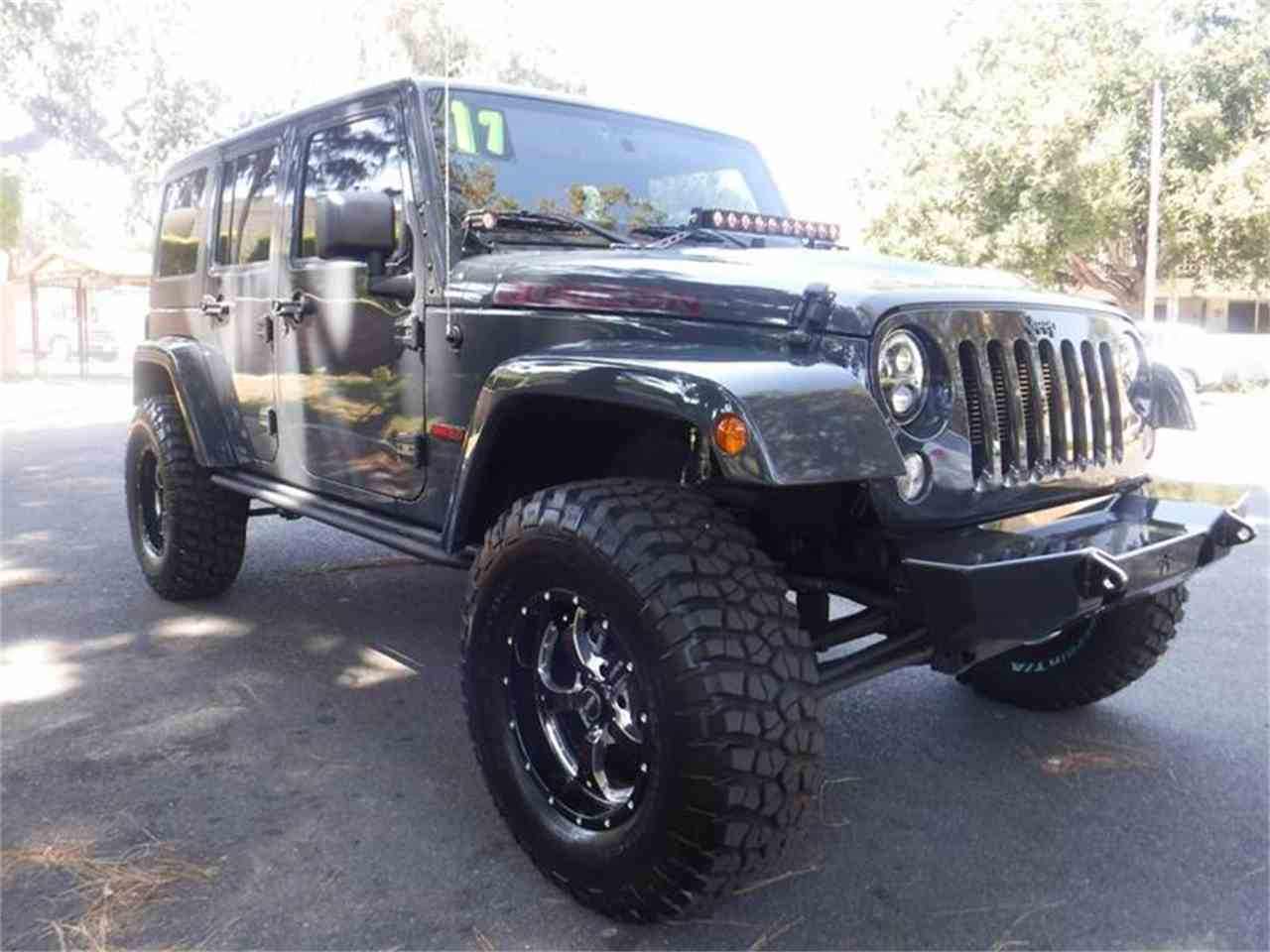 Large Picture of '17 Wrangler - $40,995.00 - LUQ3