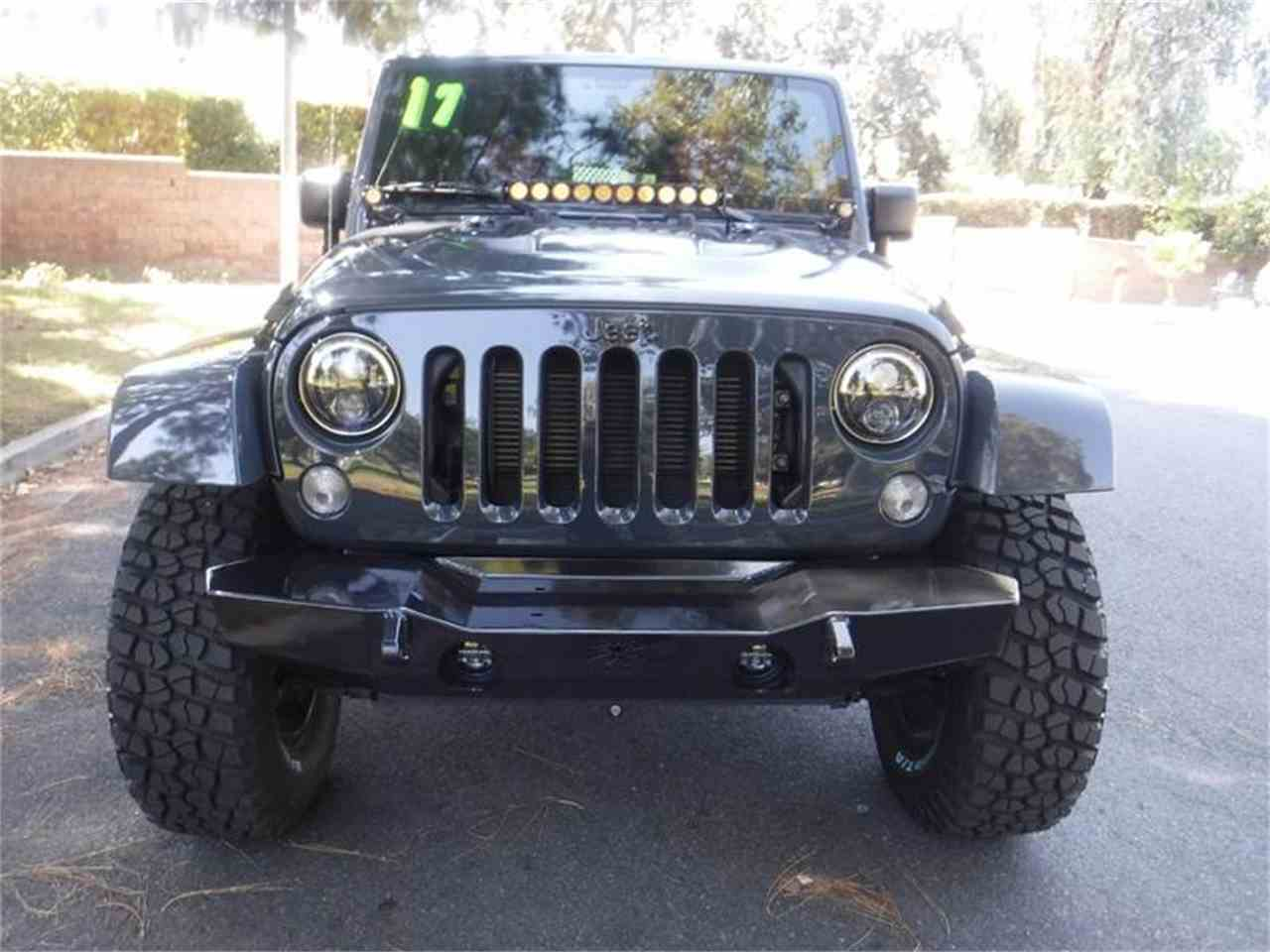Large Picture of '17 Wrangler located in California - $40,995.00 Offered by Allen Motors, Inc. - LUQ3