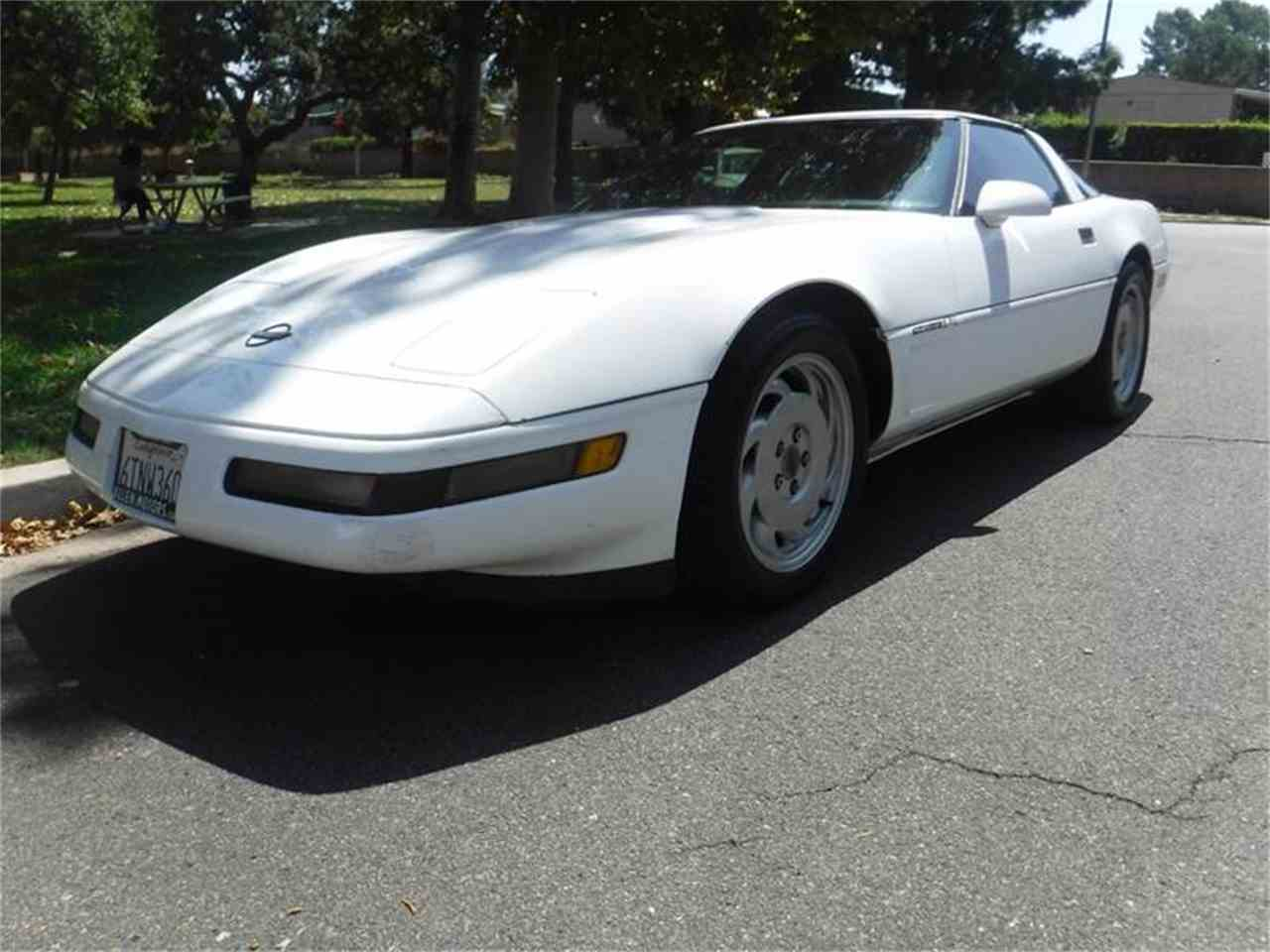 Large Picture of '95 Corvette - LUQA