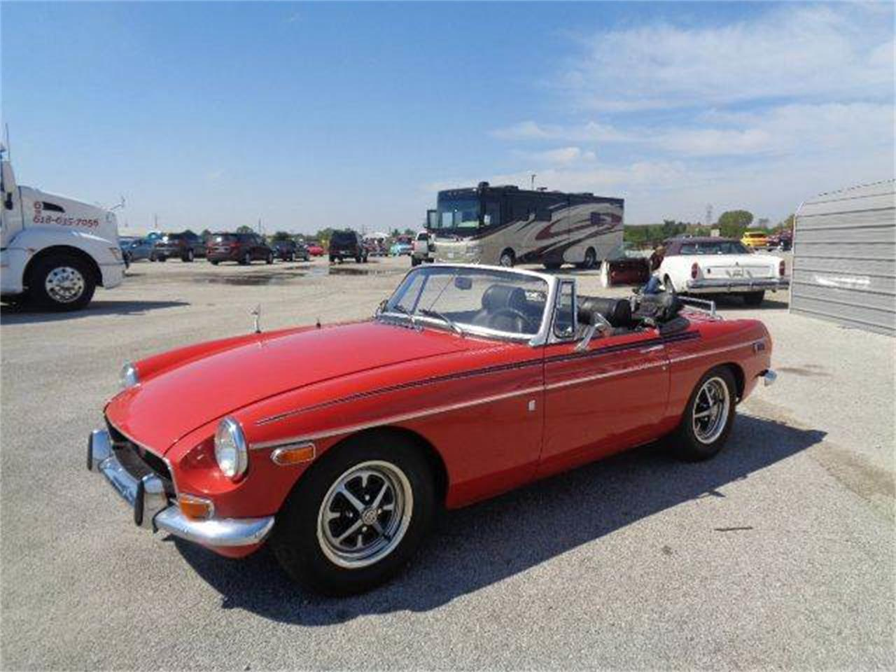 Large Picture of Classic '70 MGB - $12,650.00 Offered by Country Classic Cars - LUQB