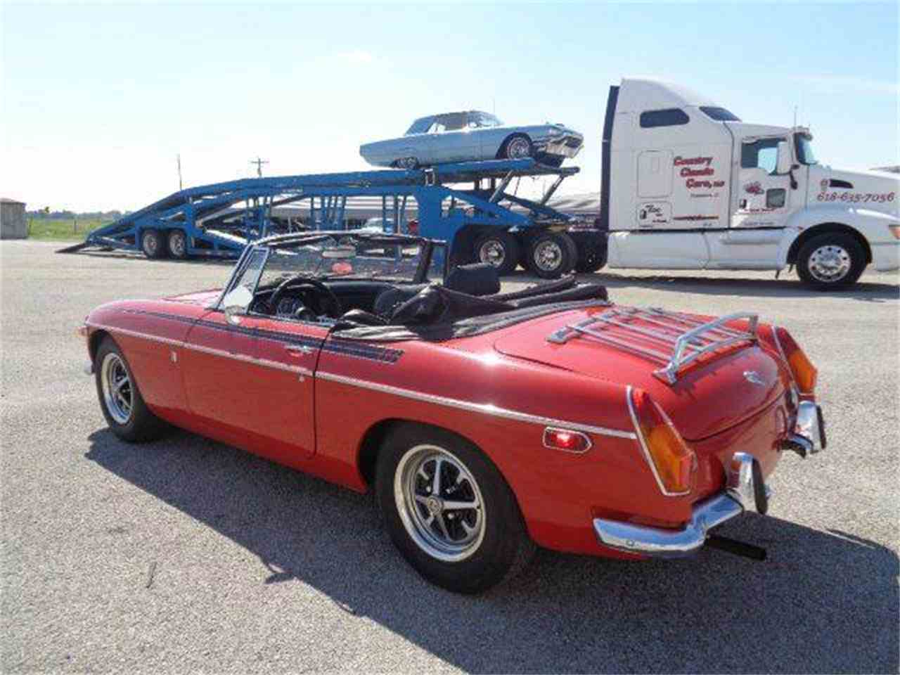 Large Picture of '70 MGB - LUQB